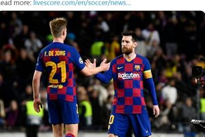 Presiden Liga Spanyol Pastikan Kompetisi Aman Meski Tanpa Messi