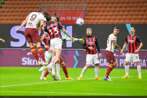 AS Roma vs AC Milan - Duel Perebutan Tempat di Liga Champions