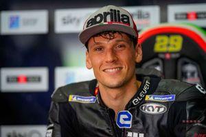Teka-teki Aprilia Gresini Pilih Lorenzo Savadori Gantikan Peran Bradley Smith di 3 Seri Terakhir MotoGP 2020