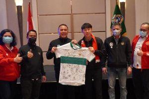 Timnas U-19 Indonesia TC ke Belanda, Shin Tae-yong Pastikan Banjir Pemain Keturunan