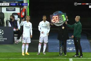 Main Lagi, Hazard Tidak Punya Target Muluk-muluk untuk Real Madrid