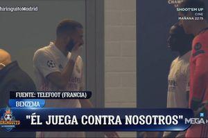 Tertangkap Kamera Menjelek-jelekan Vinicius Jr, Karim Benzema: Dia Bermain Seperti Sampah