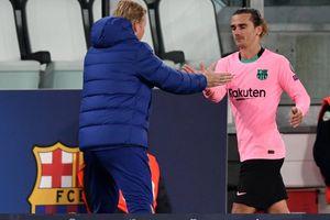 Masih Ada Kepercayaan Ronald Koeman Buat Antoine Griezmann di Barcelona