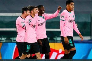 Hasil Liga Champions - Barcelona Sikat Juve, MU Bersinar Terang!