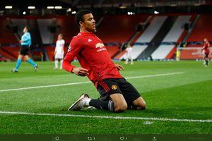 Babak I Man United Vs RB Leipzig - Si Bocah Nakal Nyekor, Setan Merah Unggul 1-0