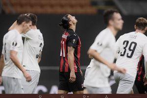 Babak I AC Milan Vs Sparta Praha - Zlatan Ibrahimovic Gagal Penalti, Rossoneri Unggul 1-0