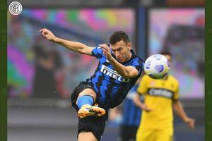 Hasil Babak I - Inter Milan dan Parma Lesu, Perisic dan Hakimi Buang Peluang Emas ke Udara