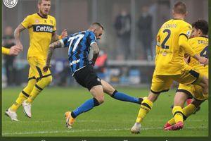 Hasil Liga Italia - Gol Menit 92 Ivan Perisic Selamatkan Inter Milan dari Teror Gervinho