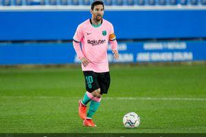 Manchester City Dapat Pesaing Baru dalam Perburuan Lionel Messi, Siapa?