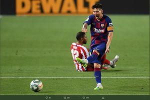 Petuah Pablo Zabaleta untuk Lionel Messi: Pilih Manchester City sebagai Klub Masa Depanmu