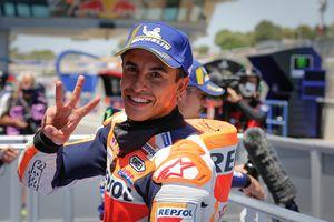Saat Musim Baru MotoGP, Marquez Punya Harapan Besar di Balapan Pertama
