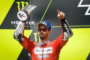 Berhasil Penuhi Target, Rehat dari MotoGP Buat Dovizioso Merasa Bebas