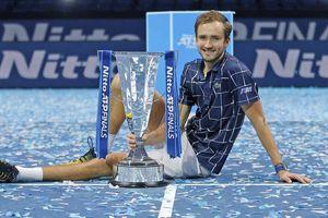 Rusia Jadi Negara dengan Juara Terbanyak pada ATP Finals di London