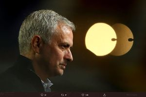 Chelsea Vs Tottenham - Mourinho Disambut 'Puisi' Indah The Special One