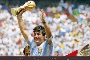 Perjalanan Karier Diego Maradona, Dari Pesepak Bola Hebat hingga Pecandu Narkoba