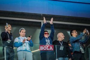 Kalimat Menyentuh Cristiano Ronaldo untuk Kepergian Diego Maradona
