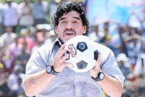 4 Kata Fatal Terakhir Diego Maradona Sesaat Sebelum Serangan Jantung!