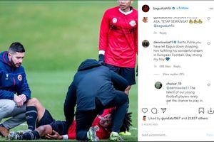 Dennis Wise Tunjukkan Rasa Simpati demi Obati Kekecewaan Bagus Kahfi yang Gagal Gabung FC Utrecht