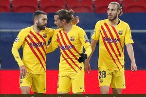 Tanpa Diperkuat Lionel Messi, Barcelona Sukses Gasak Ferencvaros 3-0 di Babak I