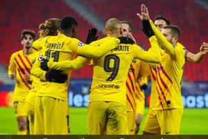 Hasil Liga Champions - Barcelona Bantai Jawara Hungaria, Eks Juventus Ukir Rekor Langka