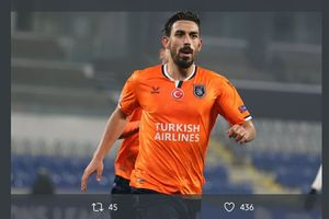 Penggawa Istanbul Basakhsehir Irfan Kahveci Sukses Teruskan Rekor Langka Pemain Turki di Panggung Eropa