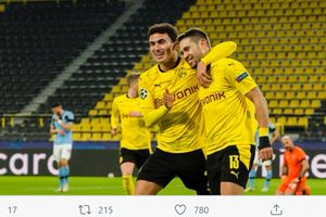 Hasil Liga Champions - Ciro Immobile Jebol Mantan Klub, Borussia Dortmund-Lazio Bagi Poin