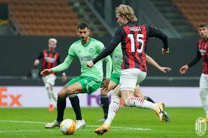 Hasil Liga Europa - Comeback di Babak Kedua, AC Milan Menang dan Lolos ke 32 Besar