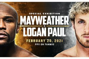 DITUNDA! Duel Tinju Ekshibisi Floyd Mayweather vs Logan Paul Dijadwal Ulang
