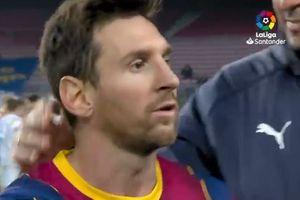 VIDEO - Trik Kotor Lionel Messi yang Luput dari Kartu Merah