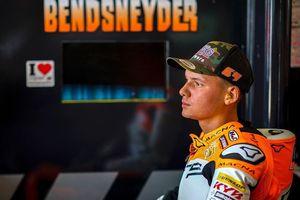 Ungguli Eks Rider MotoGP, Pembalap Berdarah Indonesia Tercepat di Tes Moto2 2021