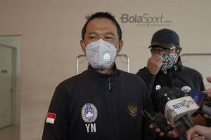 Rudy Eka Priyambada Resmi Jadi Pelatih Timnas Indonesia Wanitas