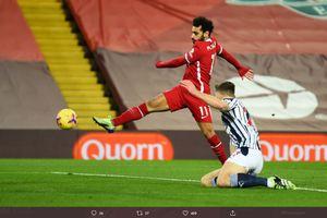 Kering Gol dalam 4 Laga Terakhir Liga Inggris, Mohamed Salah Dicap Makin Egois