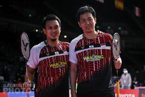 Jadwal Thailand Open 2021 - Unggulan Rontok, Derbi Indonesia Lagi di Babak Kedua