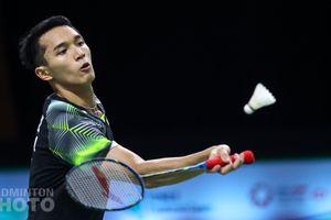 Hasil Toyota Thailand Open 2021 - Jonatan Kalah, Rekor Kemenangan Ruselli Terputus