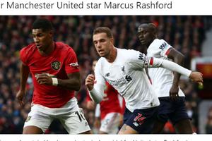 Liverpool Vs Man United - Kesampingkan Rivalitas, The Reds Siap Apresiasi Marcus Rashford