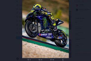 Bos Petronas Yamaha Tak Mencari Pembalap Tua Seperti Valentino Rossi