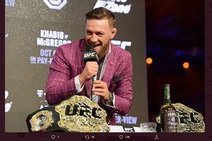 Conor McGregor Siapkan Pesta Kemenangan Bekuk Dustin Poirier di UFC 257
