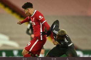 Babak I Liverpool Vs Man United - Setan Merah Mandul 30 Menit Awal, Skor Masih Sama Kuat 0-0