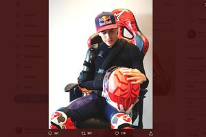 Kabar Buruk bagi Penggemar Marc Marquez, Dokter MotoGP Sebut Baby Alien Sulit Sembuh