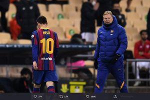 Keuangan Barcelona Makin Kacau, Gaji Lionel Messi dkk Belum Dibayar?