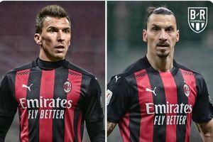 AC Milan Punya 2 Striker Tua, Tapi Lihat Jumlah Golnya Jika Digabung!