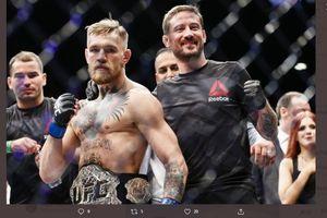 UFC 257 - Jelang Duel Lawan Dustin Poirier, Conor McGregor Latihan Tiap Subuh