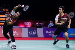 Thailand Open 2021 - Ahsan/Hendra Harus Korbankan Hal Ini demi Lolos ke Perempat Final