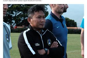Eks Pelatih Tira Persikabo Resmi Tangani Timnas Wanita Indonesia