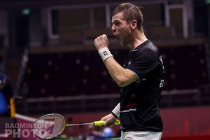 Thailand Open 2021 - Menanti Janji Wakil Denmark untuk Anthony Ginting
