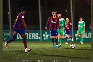 Hasil Copa del Rey: Tanpa Lionel Messi, Barcelona 2 Kali Gagal Cetak Gol Lewat Penalti dan Kewalahan Lawan Tim Gurem