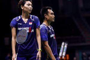 Hasil Toyota Thailand Open 2021 - Hafiz/Gloria Tersingkir di Perempat Final