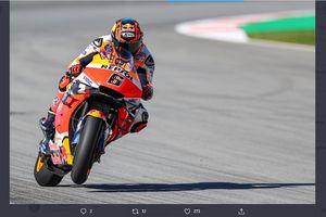 Bisa Sembuh, Marc Marquez Comeback pada Pertengahan MotoGP 2021