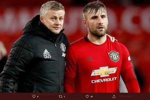 Kisah Mendalam Luke Shaw dari Ejekan hingga Jadi Andalan Solskjaer di Manchester United