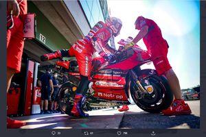 Alasan Memilukan di Balik Keputusan Andrea Dovizioso Tinggalkan Ducati
